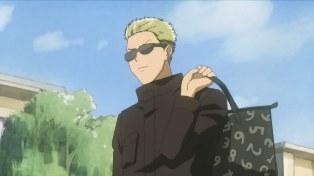 Ryutaro Mine, rebel violinist